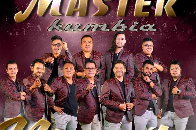 'Paloma Ajena', la nueva carta de presentación musical de Master Kumbia
