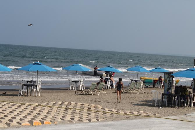 Para el fin de semana habrá calor y ambiente bochornoso en Veracruz