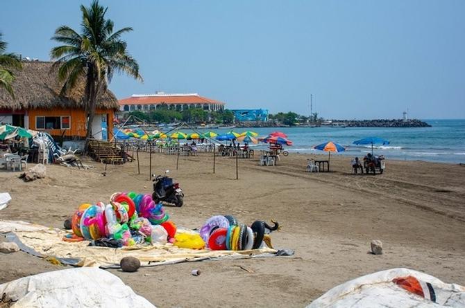 Seguro que hoy sudarás mucho porque el calor continúa en Veracruz