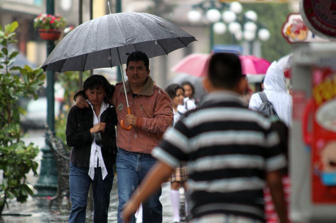 Día cálido pero continuarán las lluvias en Veracruz-Boca del Río