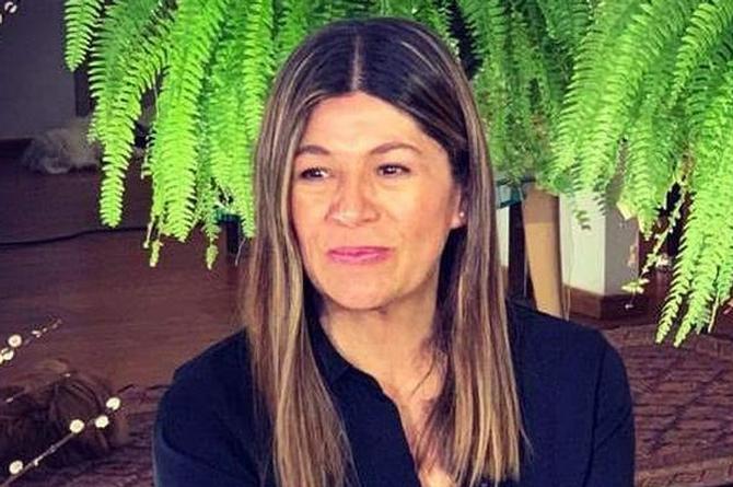 Martha Figueroa se disculpa con el hijo de Erika Buenfil (+video)