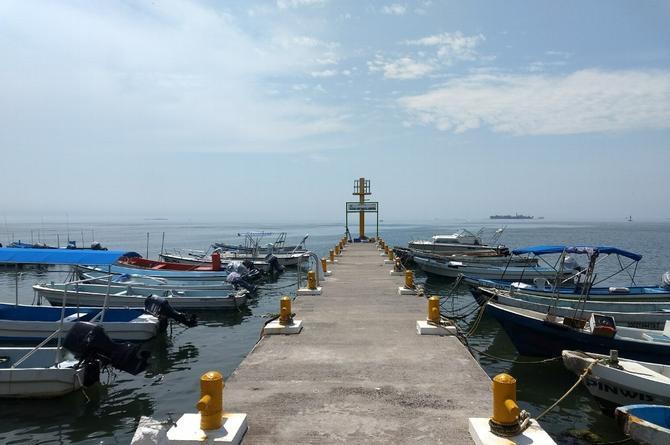 Para hoy día cálido en Veracruz, pronostican posible evento de norte