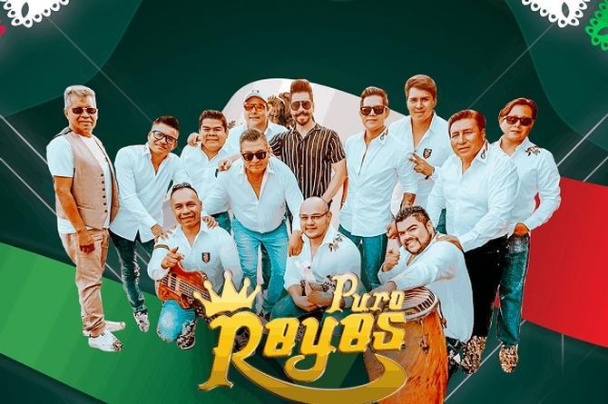 Puro Reyes alista concierto digital gratis