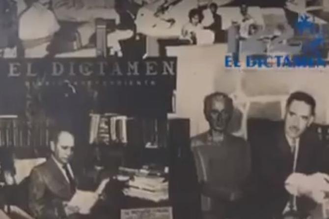 Periódico El Dictamen llega a 122 años (+foto/video)