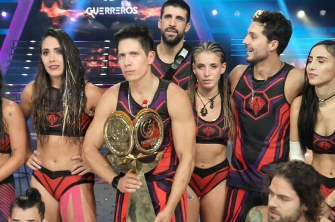 Termina 'Guerreros 2020', gana el equipo Cobras