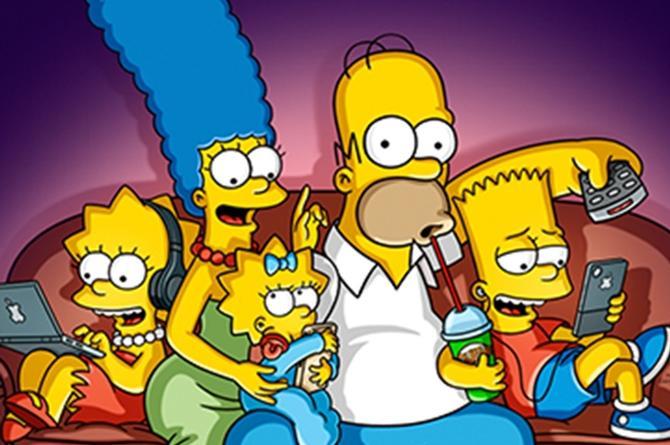 Llega a fin la serie Los Simpson