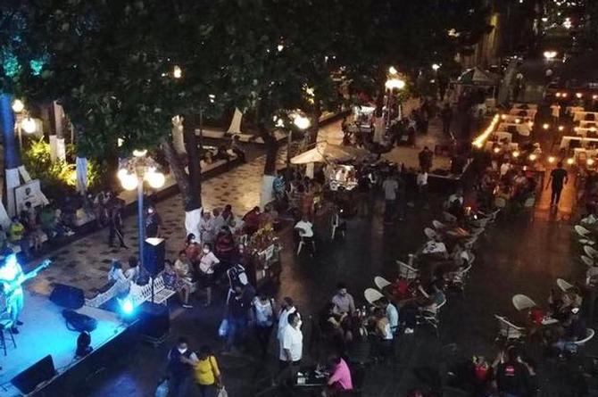Veracruz está en semáforo naranja; checa las actividades permitidas