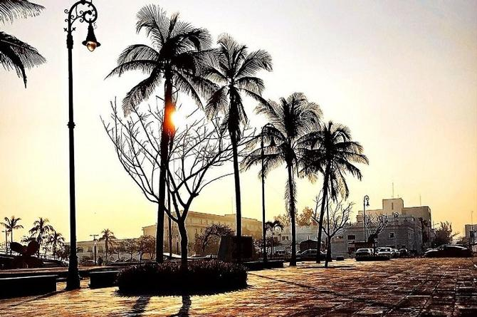 Pronostican fin de semana cálido en Veracruz con vientos del norte