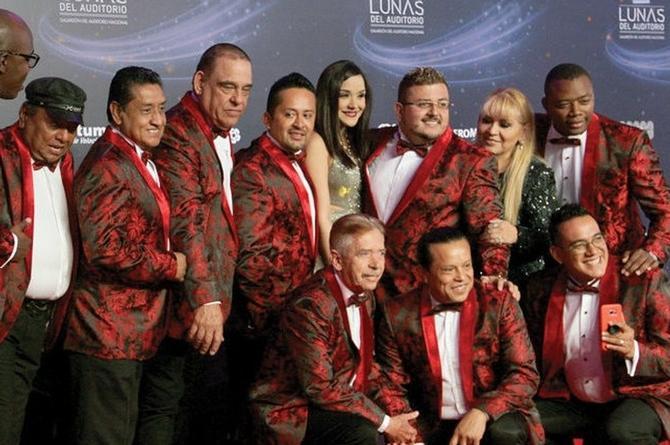 Sonora Dinamita y Banda El Recodo, felices con el éxito de 'Mi Cucú' (+video)