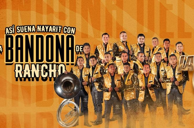 Bandona del Rancho estrena 'Si les duele mi sonrisa' con Tony Robles
