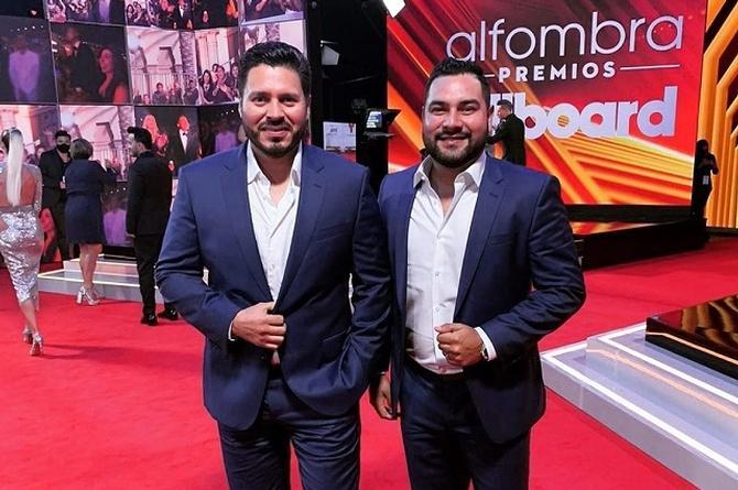 Banda MS se lleva dos Latin Billboard 2020 (+fotos/video)