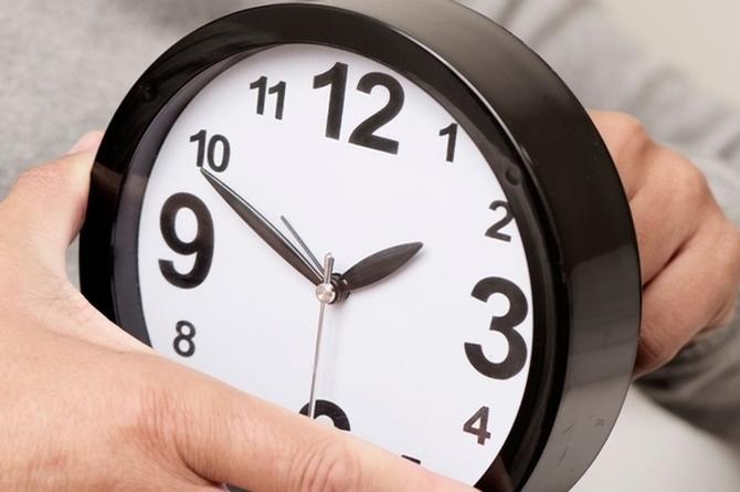 Este fin de semana hay cambio de horario; checa qué hacer