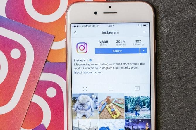 Instagram implementa búsqueda por palabras clave