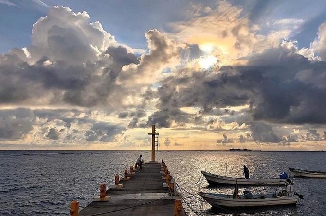 Fin de semana fresco a frío en Veracruz, el norte se va a reintensificar