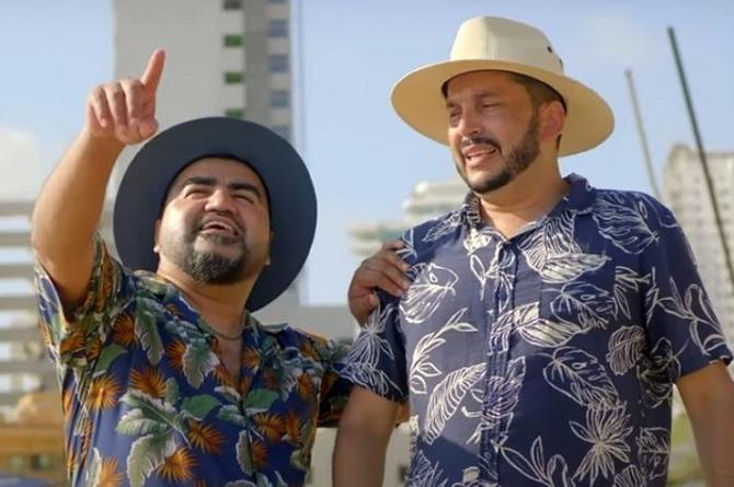 El Flaco y El Mimoso estrenan 'El tiempo que me quede' (+video)