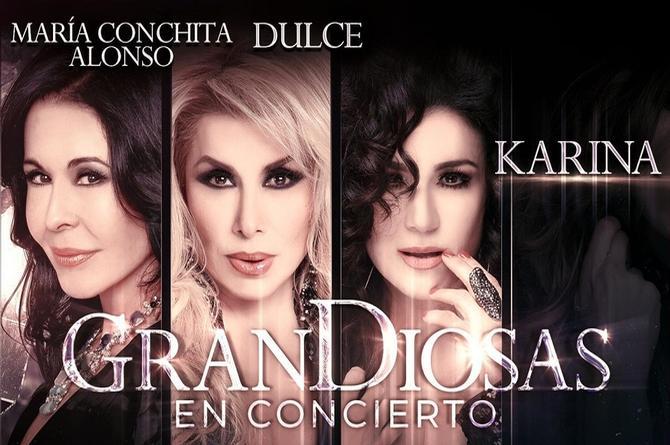 Regresa María Conchita Alonso a GranDiosas; habrá nuevo concierto