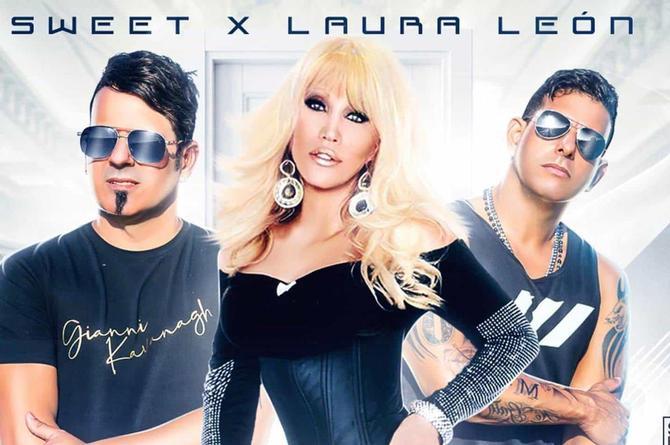 Regresa Laura León a la música y no viene sola