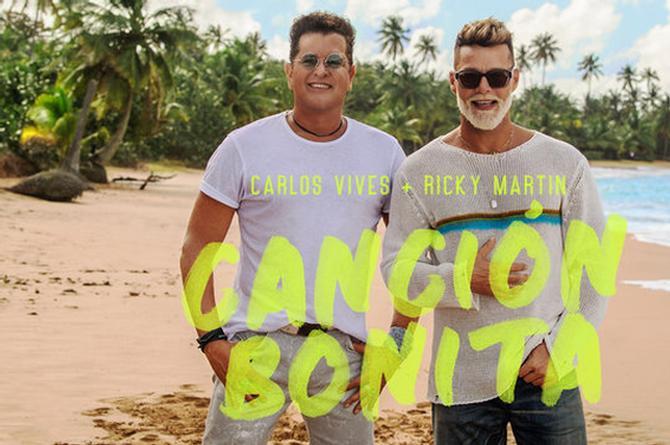 ¡Por fin! Carlos Vives y Ricky Martin juntos