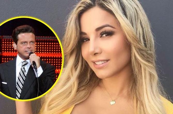 Aleida Núñez revela ¡por qué rechazó a Luis Miguel! (+video)