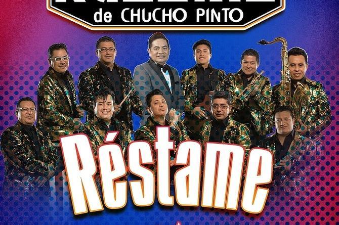 Los Kassino de Chucho Pinto entrenan 'Réstame', primer sencillo de su nuevo disco