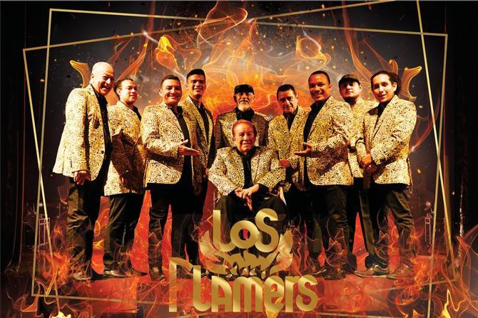 Anuncian Los Flamers nueva versión de 'Atol de elote' (+video)