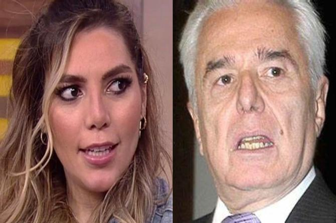 Frida Sofía está lista para interponer demanda en contra de su abuelo
