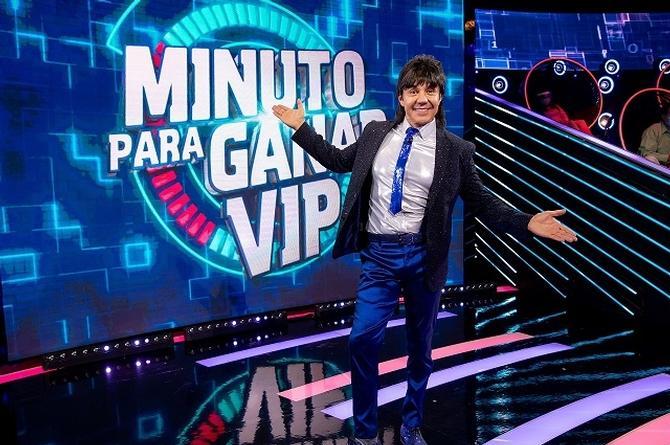 Ahora también veremos a 'El Vítor' en Minuto para ganar VIP