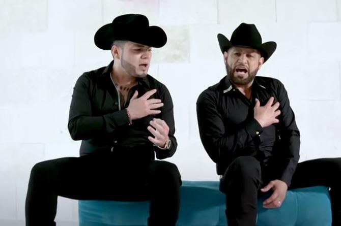 Pancho Barraza y Lenin Ramírez la rompen cantando juntos (+video)