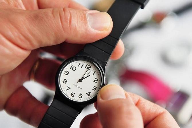 Es en octubre el cambio de horario en México ¡checa el día!
