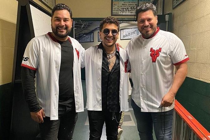 Christian Nodal y Banda MS anuncian colaboración musical (+video)
